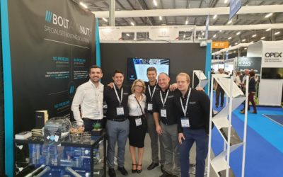 Bolt and Nut steal the show at Offshore Europe